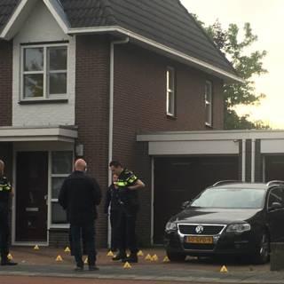 Bekijk details van Huis beschoten in Eindhoven, twee mannen aangehouden