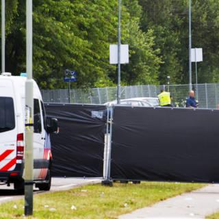 Bekijk details van Nog geen spoor van busje dat dodelijk ongeluk bij Pinkpop veroorzaakte