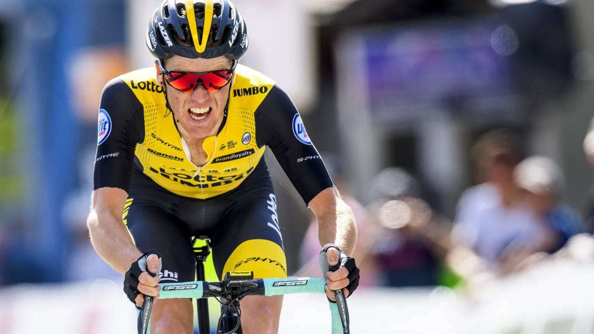 Lotto-Jumbo met vijf Nederlanders naar Tour
