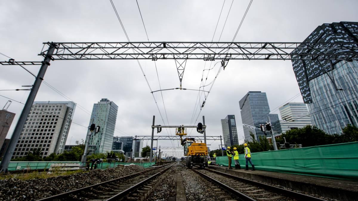 Aanpassing spoor dreigt flink duurder te worden