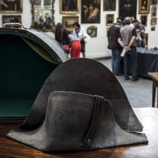Waterloo-steek van Napoleon geveild voor 350.000 euro