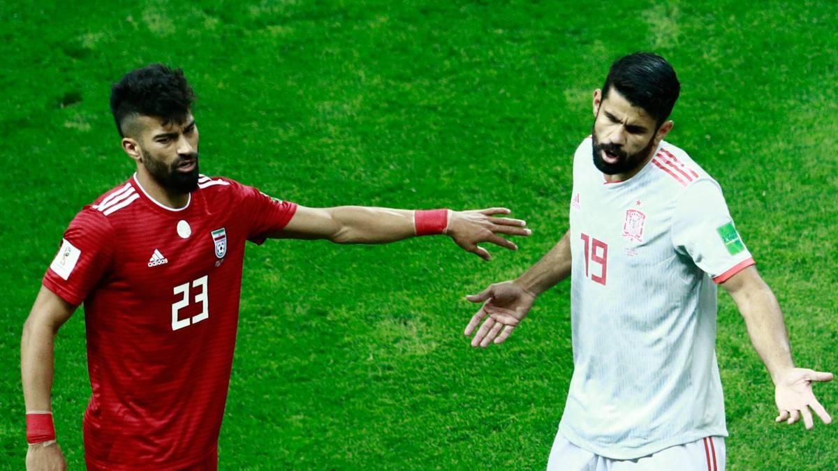 Iraanse muur frustreert Spaanse aanvalsgolven in Kazan (0-0)