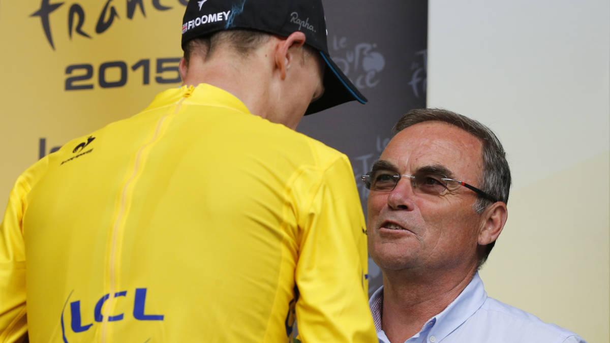 Hinault: renners moeten staken om Tourdeelname Froome te voorkomen