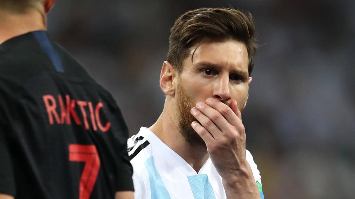 Zwak Argentinië moet vrezen na vernedering tegen Kroatië