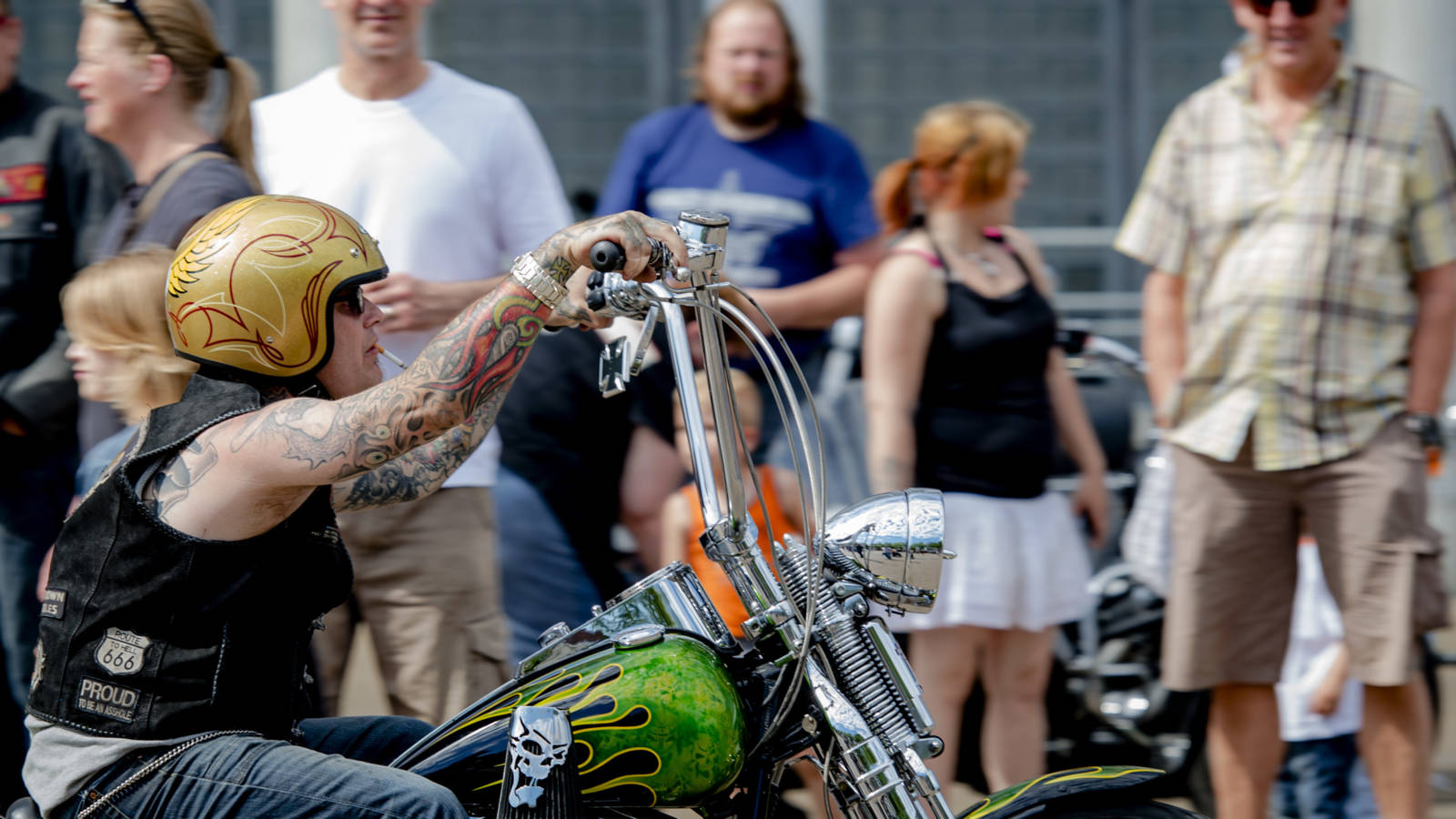 Gratis Harley Davidson dating site