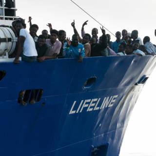 Malta weigert migrantenschip Lifeline, Italië woedend