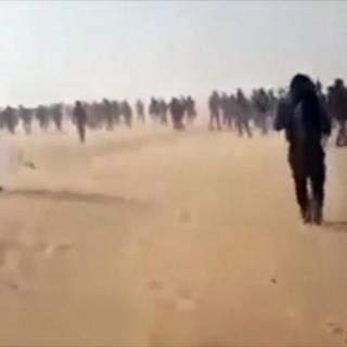 Bekijk details van Algerije zet migranten uit in Sahara: 'Sommigen moesten we achterlaten'