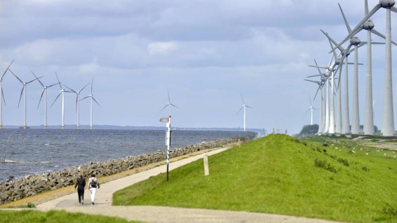 'Het IJsselmeer is het pioniersstadium ontstegen'
