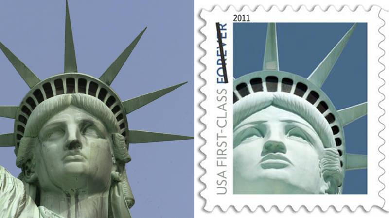 Blunder met Vrijheidsbeeld kost Amerikaanse post miljoenen