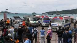 Dodental ongeluk toeristenboot Thailand opgelopen tot 27.