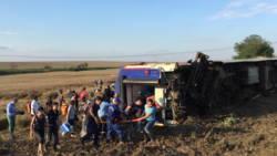 Dodental treinongeluk Turkije loopt op.