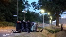 Dode en gewonden bij ongeluk A59.