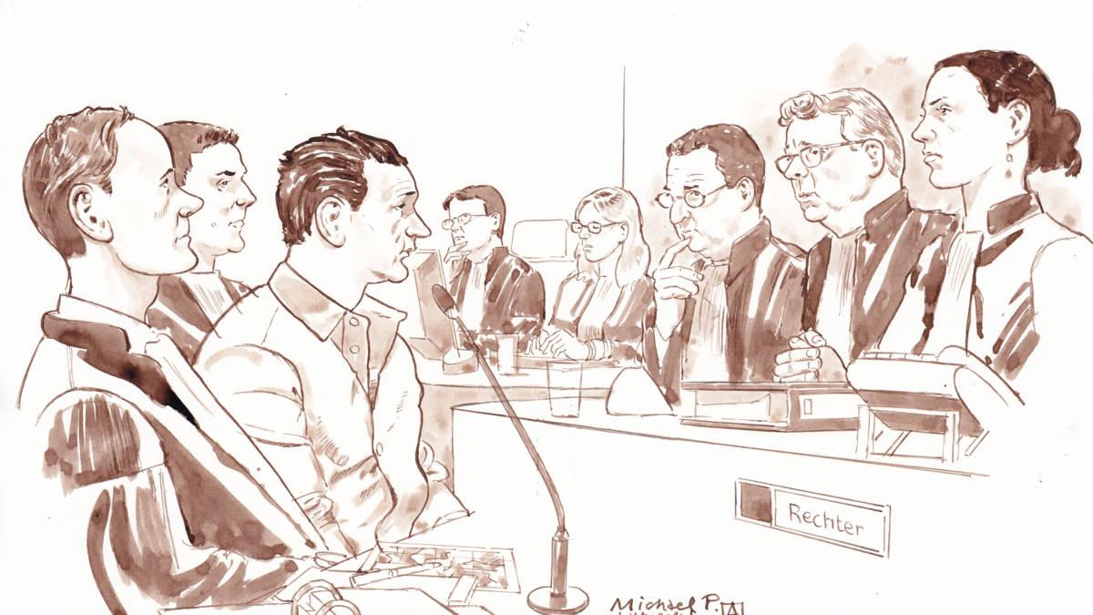Michael P. krijgt 28 jaar en tbs voor verkrachten en doden Anne Faber