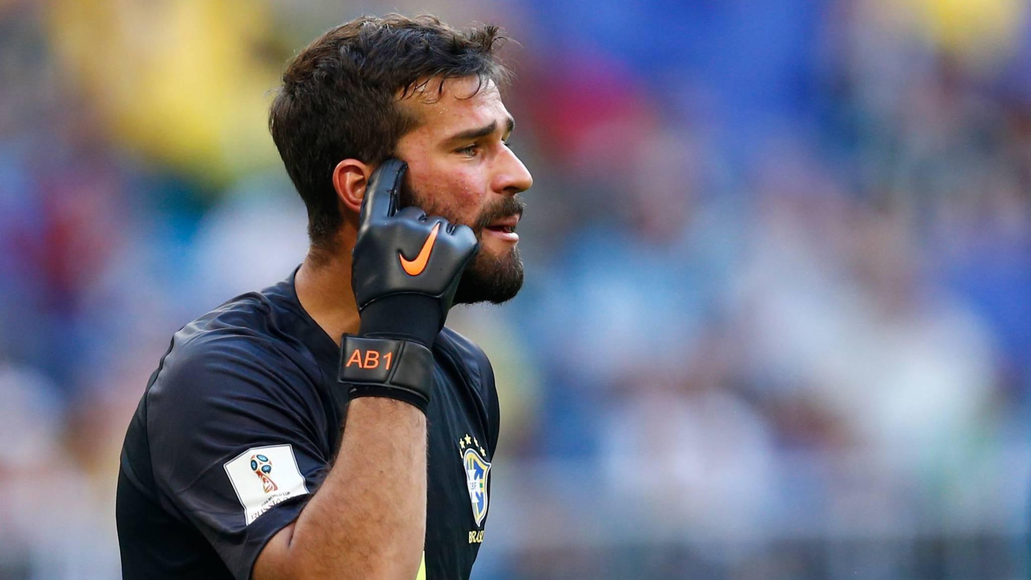 Kleurplaten Voetbal Juventus.Liverpool Maakt Alisson Duurste Doelman Ter Wereld Nos