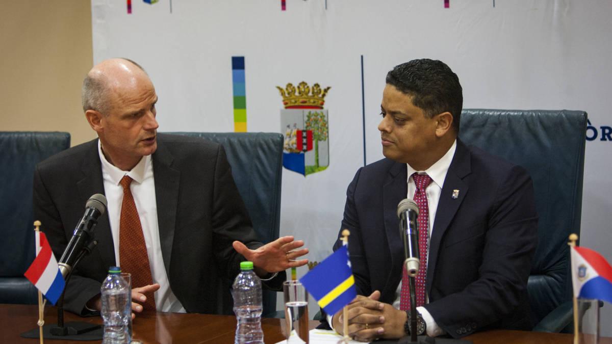 Ook Curaçao 'diep geraakt' door uitspraken Blok