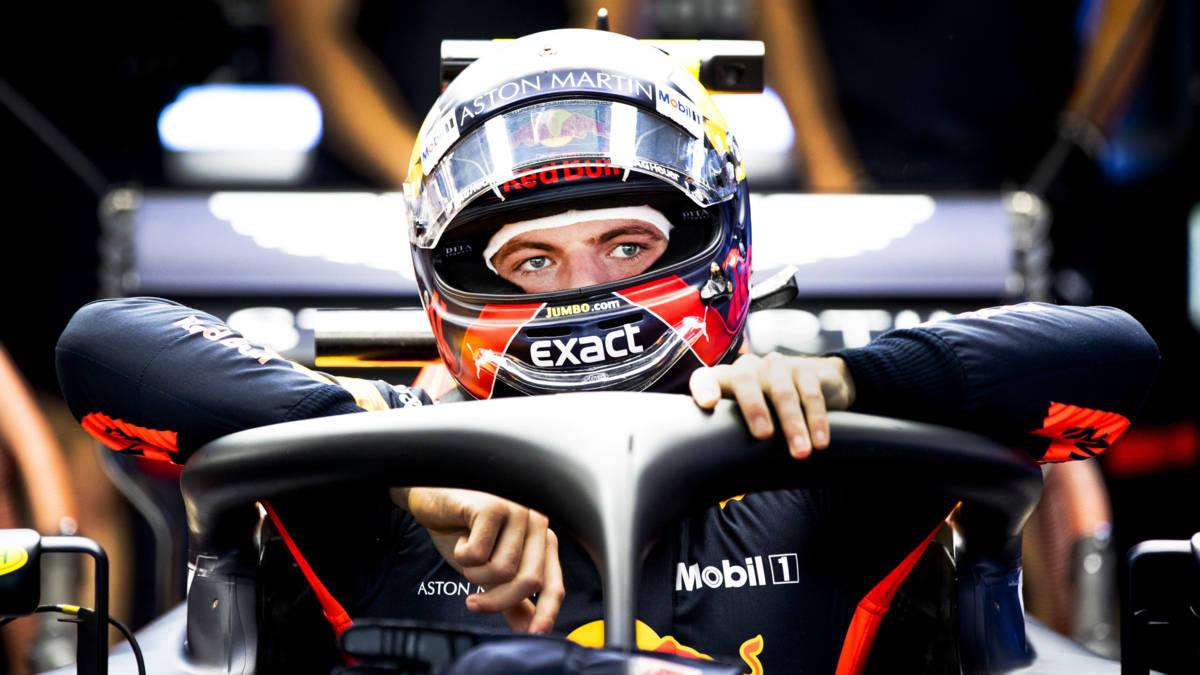 Verstappen vierde in kwalificatie GP Duitsland, pole voor Vettel