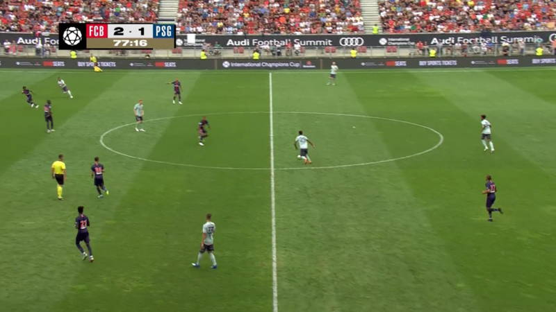 Kleurplaten Voetbal Juventus.Talent Zirkzee 17 Scoort Voor Bayern Munchen Nos