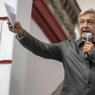 Bekijk details van Nieuwe president Mexico wil relatie met VS verbeteren