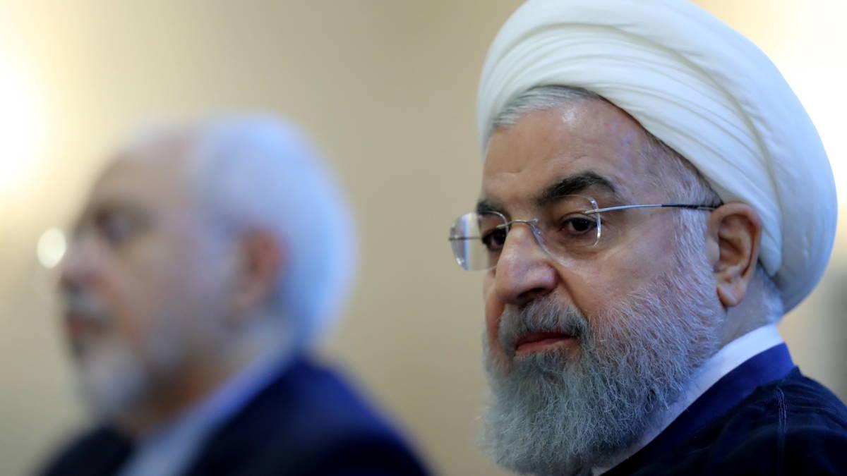 Trump haalt uit naar Iran: 'Bedreig de VS nooit meer'