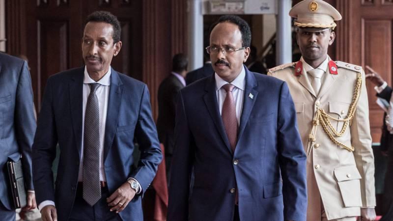 Dehai News -- (Agenzia Nova) Eritrea-Somalia: President of Farmajo