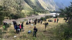 Tientallen gewonden bij treinbotsing Machu Picchu.
