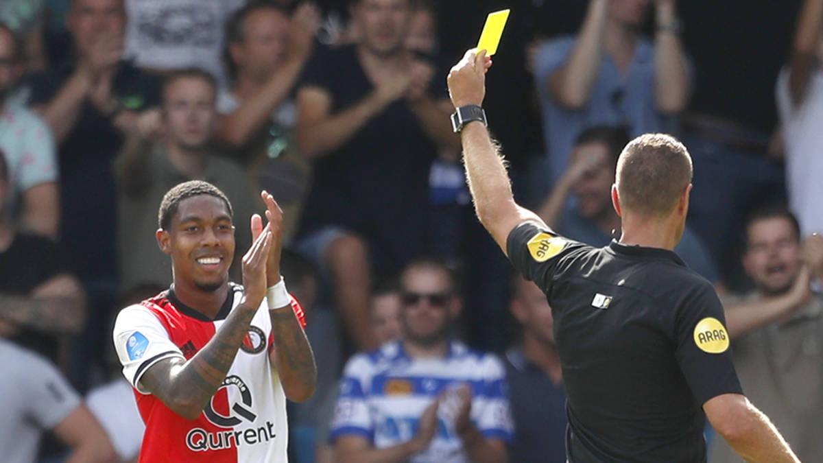 Boëtius uit selectie Feyenoord gezet en krijgt opnieuw geldboete