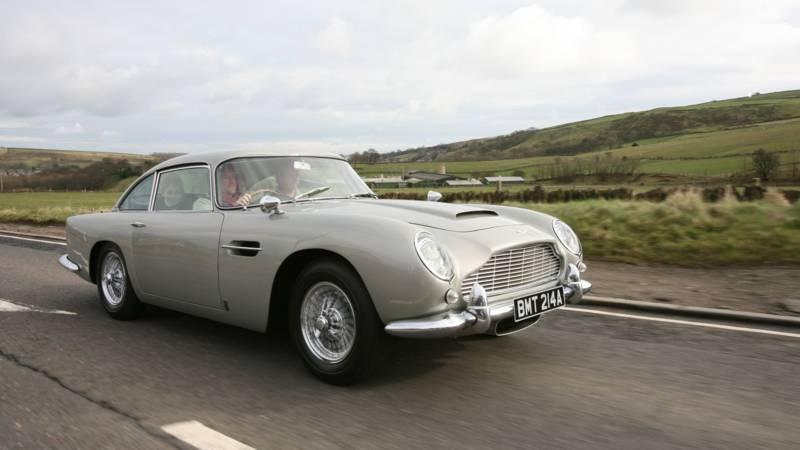 De Bond Auto Gaat In Productie Maar Je Mag Er Niet In Rijden Nos