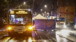 Indiase komt om bij aanrijding met bus in Amsterdam.