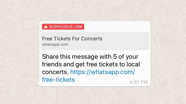 WhatsApp waarschuwt iPhone gebruikers voor verdachte