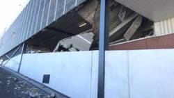 Ongeluk parkeergarage Wormerveer kwam door bezwijken stalen ligger.