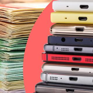 Creditboys lichten jongeren op met telefoonabonnementen