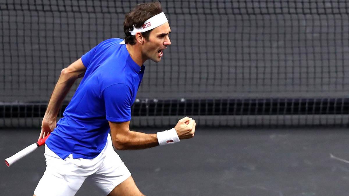 Na Jordan en zijn Bulls schitteren nu Federer en Djokovic in Chicago