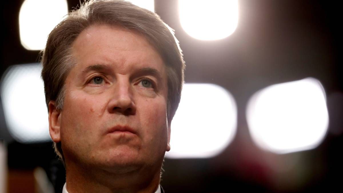 Tweede vrouw beschuldigt Kavanaugh van seksueel wangedrag