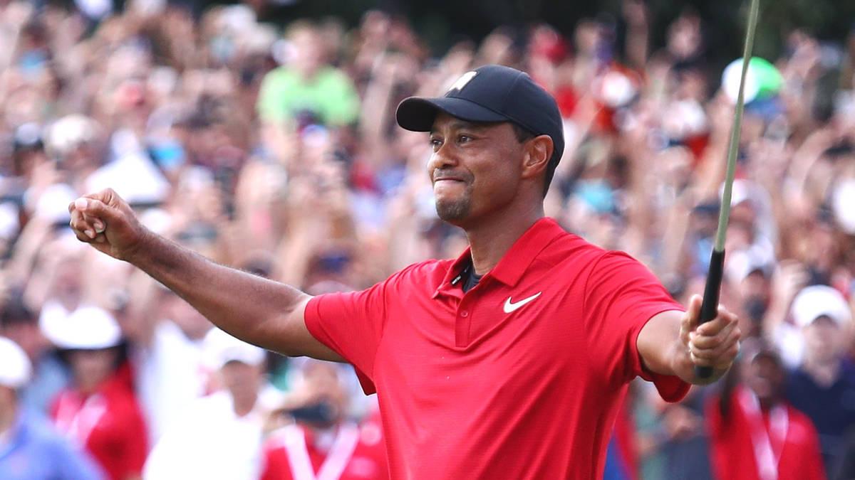 Woods grijpt zijn eerste titel sinds 2013 en is nu echt terug aan de top
