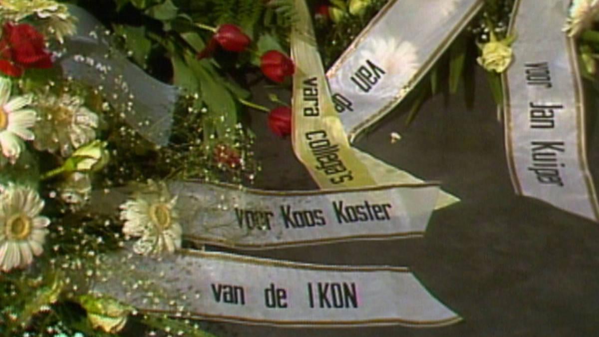 Tweede Kamer: kabinet moet achter moordenaar IKON-televisieploeg aan