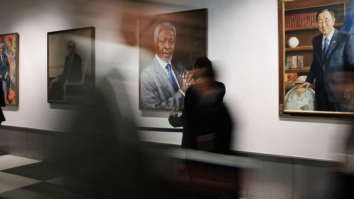 Wereldleiders bijeen op VN-top: speeches, bilats en pull-asides