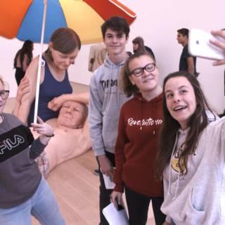 Musea zoeken millennial, die weer een leuk plaatje voor Insta zoekt