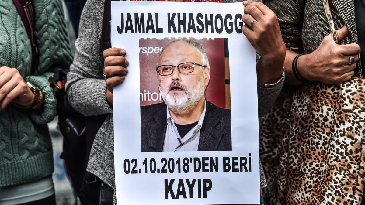 'Turkse politie zoekt in bos bij Istanbul naar resten Khashoggi'
