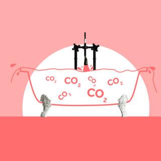Ja, die CO2-kraan moet dicht, maar wat helpt nog meer?