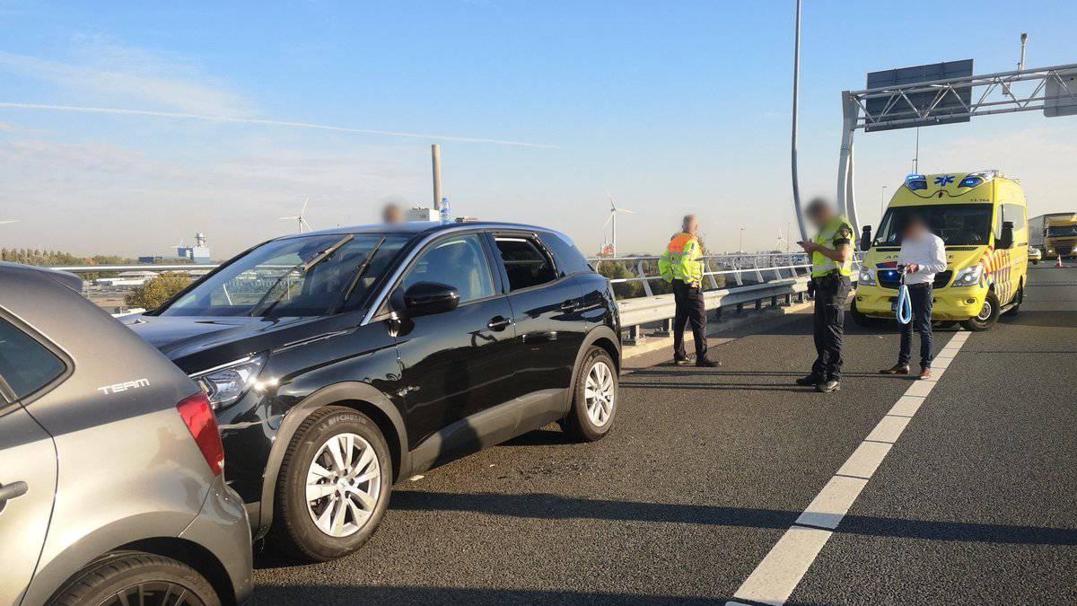 Thijs redde man op snelweg: 'Hij zat schuimbekkend achter het stuur'