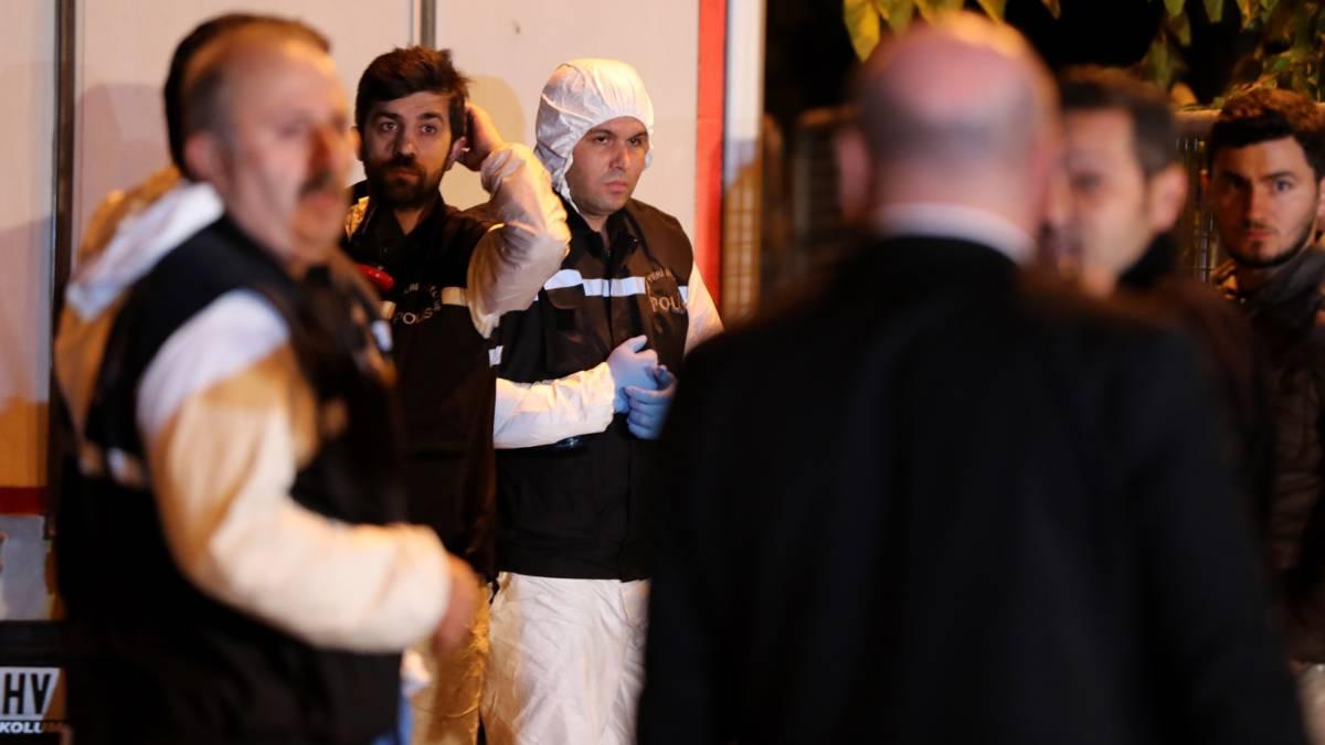 Onderzoekers weg uit Saudisch consulaat Istanbul na nachtelijke inspectie