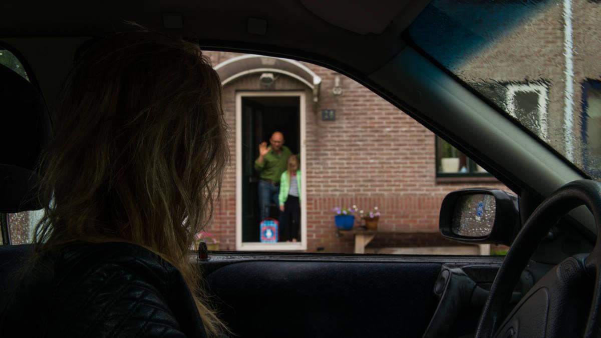 20 procent van kinderen gescheiden ouders ziet vader niet meer