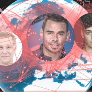 Vlieg mee met Garrix, Armin en Afrojack: 1 miljoen kilometer per jaar