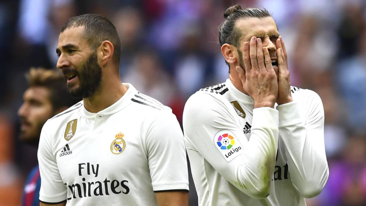 Nieuwe nederlaag Real gaat gepaard met negatief clubrecord