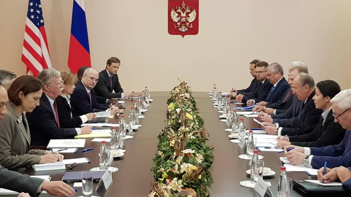 Rusland zinspeelt op wapenwedloop als VS nieuwe kernraketten ontwikkelt