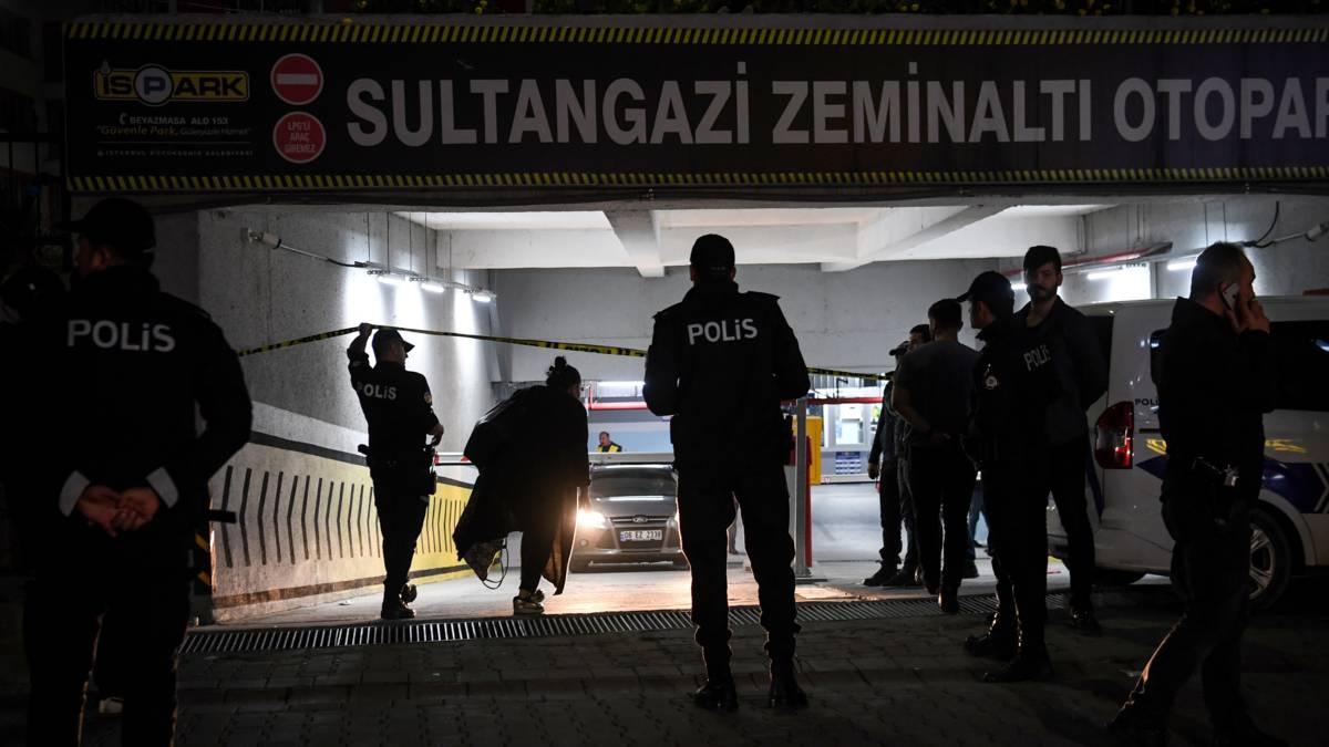 Turken mogen opgedoken Saudische auto niet onderzoeken