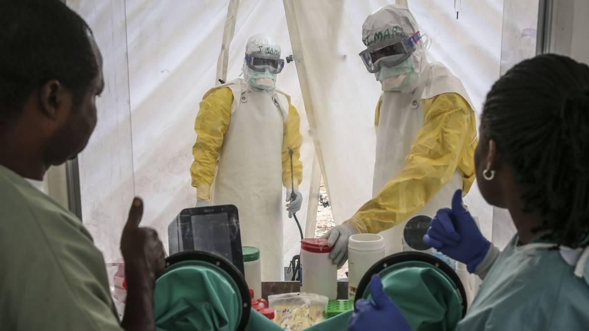 AzG: ebola-uitbraak in Congo verergert, nu 118 doden