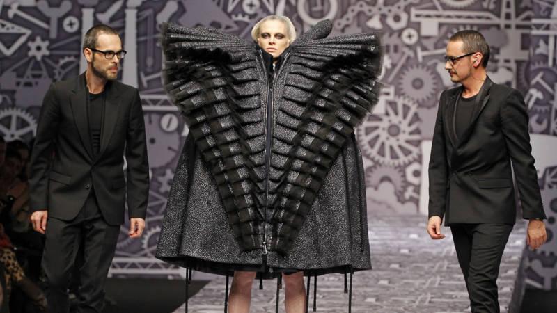 Band For Fashion Designer Viktor Rolf