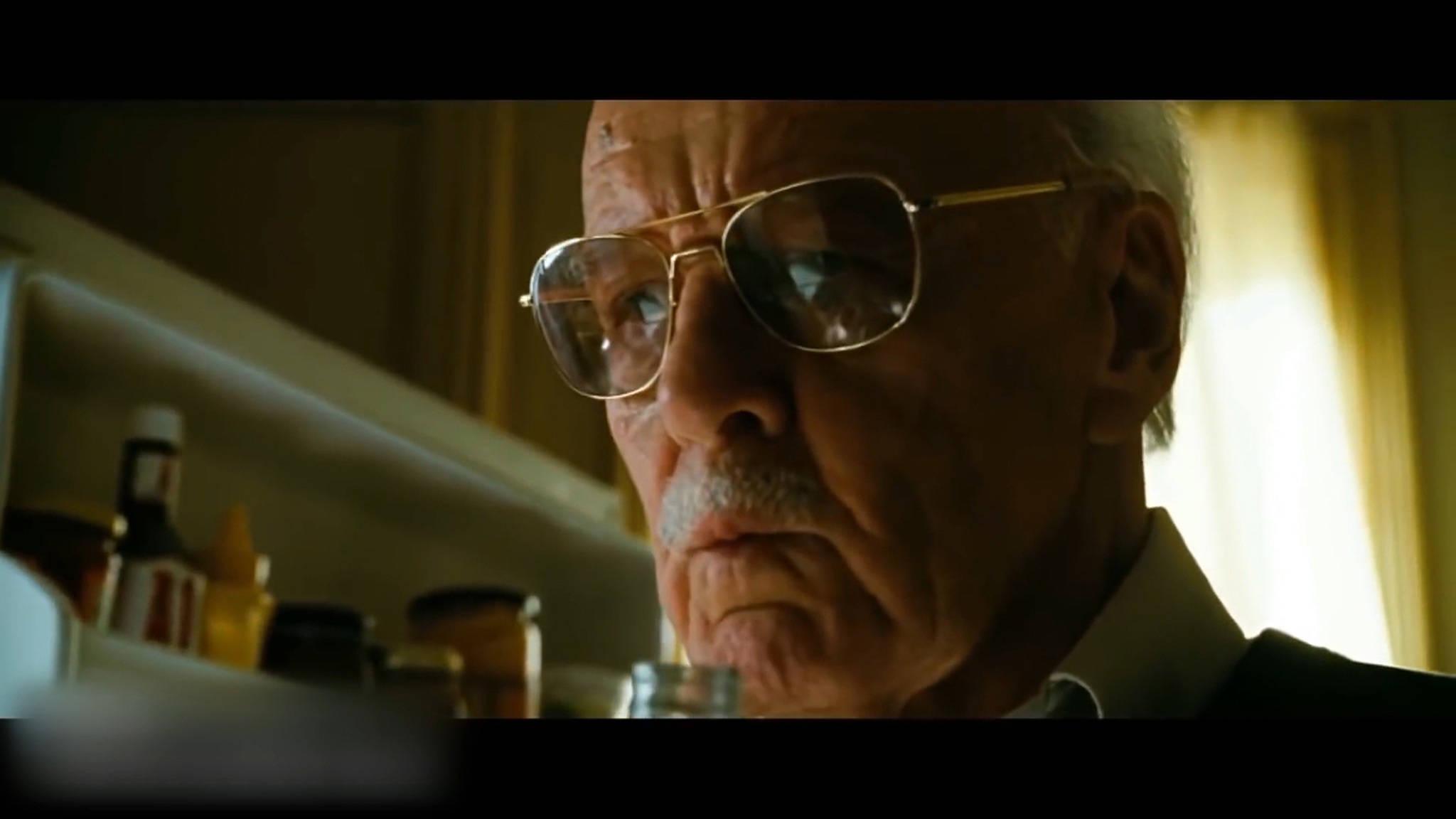 Stan Lee dook vaak op in 'zijn' Marvel Comics-films
