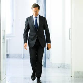 Bekijk details van Rutte schuift aan bij onderhandelingen pensioenakkoord